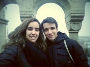 Andrea y Alberto